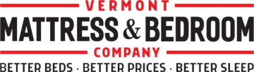 Vermont Mattress & Bedroom Company Logo